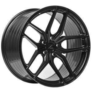 Cerchi in lega  Z-Performance  ZP2.1 Deep Concave   20''  Width 9   5x112  ET 35  CB 66.6    FlowForged Gloss Black