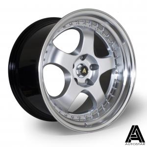 Cerchi in lega  Autostar  GT5  19''  Width 10.5   5x120  ET 22  CB 73,1    RLHSilver