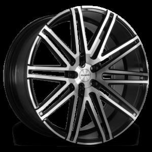 Cerchi in lega  Riviera  RV120  20''  Width 8.5   5X120  ET 45  CB 72.6    Black Polished