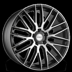 Cerchi in lega  Riviera  RV127  23''  Width 10.5   5X120  ET 35  CB 72.6    Black Polished