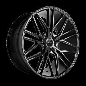 Cerchi in lega  Riviera  RV130  20''  Width 8.5   5X120  ET 35  CB 74.1    Gloss Black