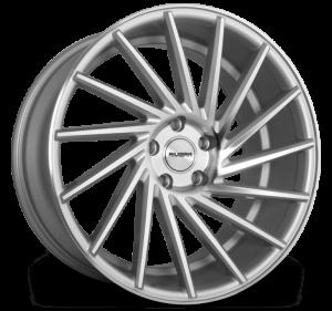 Cerchi in lega  Riviera  RV135  20''  Width 9.5R   5X120  ET 35  CB 72.6    Silver Polished