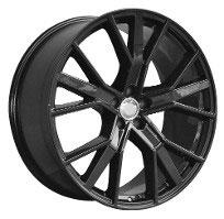 Cerchi in lega  2016 RS6 +  Dedica  AUDI  22''  Width 9.5   5x112  ET 25  CB 66.6    GLOSS BLACK