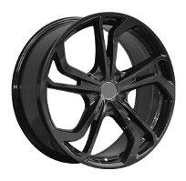 Cerchi in lega  TCR  Dedica  VW & SKODA  19''  Width 8   5x112  ET 45  CB 57.1    GLOSS BLACK