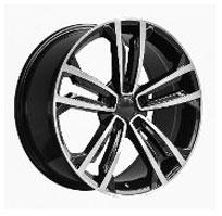Cerchi in lega  2017 GT TDI  Dedica  VW & SKODA  19''  Width 8   5x112  ET 45  CB 57.1    BLACK / POLISHED