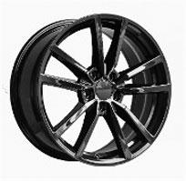 Cerchi in lega  GOLF R 2016  Dedica  VW & SKODA  18''  Width 8   5x112  ET 45  CB 57.1    GLOSS BLACK