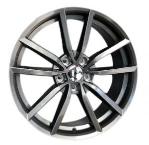 Cerchi in lega  GOLF R 2016  Dedica  VW & SKODA  19''  Width 8   5x112  ET 45  CB 57.1    GLOSS GREY