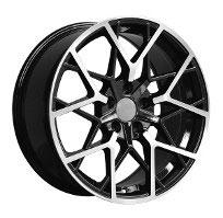 Cerchi in lega  2020M PERFORMANCE  Dedica  BMW  19''  Width 9.5   5x120  ET 40  CB 72.6    BLACK / POLISHED