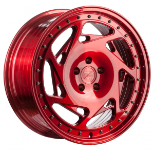 Cerchi in lega  Z-Performance  ZP5.1 Deep Concave   19''  Width 8.5   5x112  ET 45  CB 66.6    Brushed Candy Red