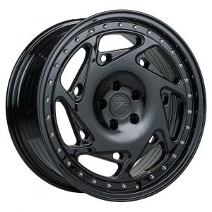 Cerchi in lega  Z-Performance  ZP5.1 Flow Forged Gloss Black  19''  Width 8.5   5x112  ET 45  CB 66.6    Flow Forged Gloss Black