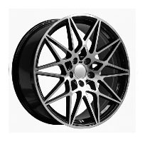 Cerchi in lega  COMPETITION  Dedica  BMW  20''  Width 10   5x120  ET 45  CB 72.6    BLACK/POLISHED
