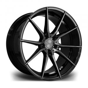 Cerchi in lega  Riviera  RV193  20''  Width 10   5X120  ET 40  CB 73.1    Black Polished Dtint
