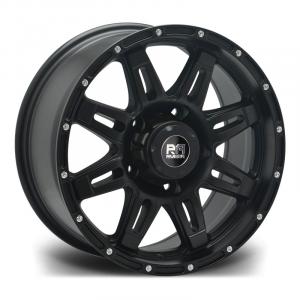 Cerchi in lega  Riviera Xtreme  RX600  20''  Width 9   6x114.3  ET 20  CB 66.1    Black Milled