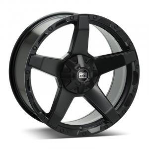 Cerchi in lega  Riviera Xtreme  RX700  20''  Width 9   6x114.3  ET 20  CB 66.1    Black