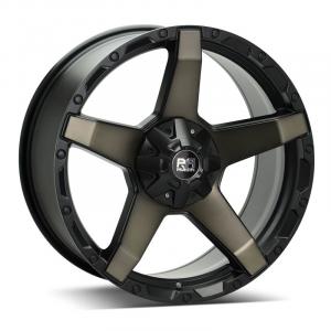 Cerchi in lega  Riviera Xtreme  RX700  20''  Width 9   6x114.3  ET 20  CB 66.1    Double Dark Tint