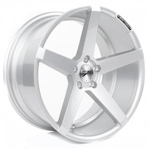Cerchi in lega  Z-Performance  ZP6.1 Deep Concave   20''  Width 9   5x112  ET 35  CB 66.6    Sparkling Silver