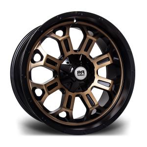 Cerchi in lega  Riviera Xtreme  RX900  20''  Width 9.5   6x139  ET 15  CB 110    Black Bronze