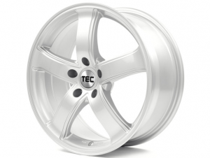 Cerchi in lega  TEC-Speedwheels  AS1  18''  Width 8   5x114,3  ET 45  CB 72,5    Kristall-Silber