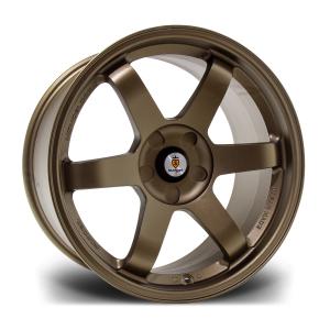 Cerchi in lega  Stuttgart  ST16-N  17''  Width 7.5   4X100/108  ET 38  CB 73.1    Bronze