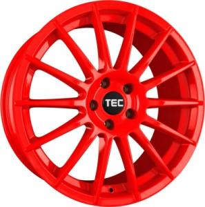 Cerchi in lega  TEC-Speedwheels  AS2  19''  Width 8,5   5x120  ET 30  CB 72,6    Rot