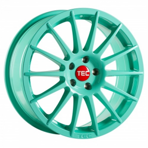 Cerchi in lega  TEC-Speedwheels  AS2  19''  Width 8,5   5x120  ET 30  CB 72,6    Mint