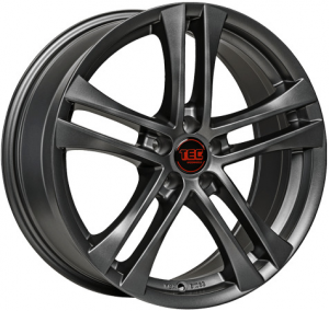 Cerchi in lega  TEC-Speedwheels  AS4 EVO  19''  Width 8   5x112  ET 45  CB 72,5    Gun-Metal
