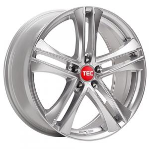 Cerchi in lega  TEC-Speedwheels  AS4 EVO  20''  Width 8,5   5x112  ET 45  CB 66,6    Hyper-Silber