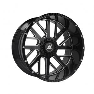Cerchi in lega  AXE  AX2.0  20''  Width 10   6x135  ET -19  CB 87.1    Gloss Black & Chamfer