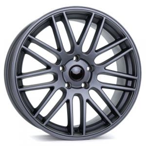 Cerchi in lega  TEC-Speedwheels  GT1  19''  Width 9,5   5x120  ET 36  CB 72,6    Gun-Metal
