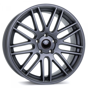 Cerchi in lega  TEC-Speedwheels  GT1  22''  Width 9,5   5x120  ET 35  CB 74,1    Gun-Metal