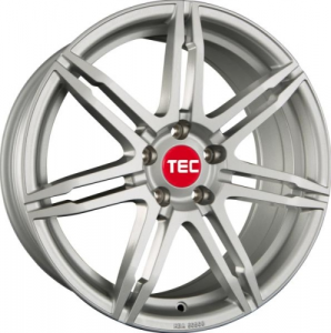 Cerchi in lega  TEC-Speedwheels  GT2  18''  Width 8   5x120  ET 45  CB 72,6    Kristall-Silber