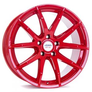 Cerchi in lega  TEC-Speedwheels  GT3  19''  Width 8,5   5x120  ET 35  CB 72,6    Rot