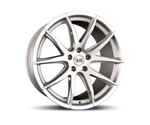 Cerchi in lega  ASA  GT3  20''  Width 9   5x120  ET 35  CB 72,6    Silber-Frontpoliert