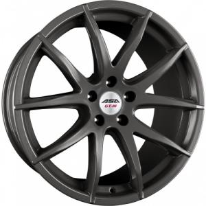 Cerchi in lega  TEC-Speedwheels  GT3  20''  Width 9   5x112  ET 35  CB 72,5    Gun-Metal