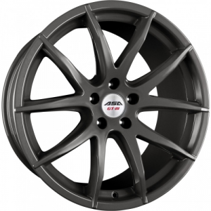 Cerchi in lega  TEC-Speedwheels  GT3  20''  Width 9   5x114,3  ET 38  CB 72,5    Gun-Metal