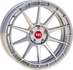 Cerchi in lega  TEC-Speedwheels  GT7  19''  Width 9,5   5x112  ET 35  CB 72,5    Hyper-Silber