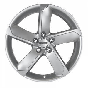 Cerchi in lega  Fondmetal  7900  16''  Width 6.50   5x108  ET 47.00  CB 65.1    Glossy Silver