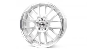 Cerchi in lega  TEC-Speedwheels  GT-AR1  19''  Width 9,5   5x114,3  ET 25  CB 72,5    Silber-Hornpoliert