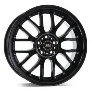 Cerchi in lega  TEC-Speedwheels  GT-AR1  19''  Width 9,5   5x112  ET 35  CB 57,1    Schwarz-Glanz