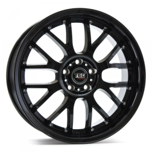Cerchi in lega  TEC-Speedwheels  GT-AR1  19''  Width 9,5   5x120  ET 20  CB 74,1    Schwarz-Glanz