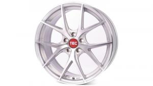 Cerchi in lega  TEC-Speedwheels  GT6 EVO  20''  Width 10   5x120  ET 38  CB 74,1    Brillant-Silber-Frontpoliert