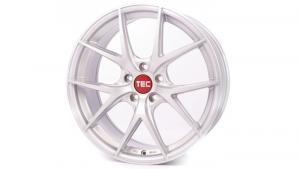 Cerchi in lega  TEC-Speedwheels  GT6 EVO  20''  Width 10   5x120  ET 38  CB 74,1    Brillant-Silber