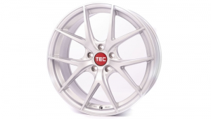 Cerchi in lega  TEC-Speedwheels  GT6 EVO  22''  Width 10   5x120  ET 20  CB 74,1    Brillant-Silber