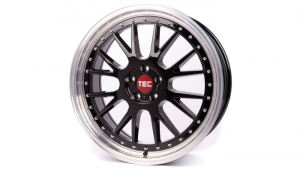 Cerchi in lega  TEC-Speedwheels  GT EVO  20''  Width 10   5x120  ET 45  CB 72,6    Schwarz-Glanz-Hornpoliert