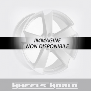 Cerchi in lega  TEC-Speedwheels  GT EVO  18''  Width 8   5x110  ET 35  CB 65,1    Hyper-Silber-Hornpoliert
