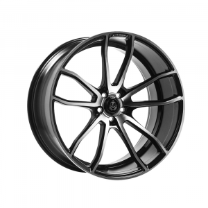 Cerchi in lega  AXE  EX33  22''  Width 10.5   5x112  ET 38  CB 74.1    Black & Polished