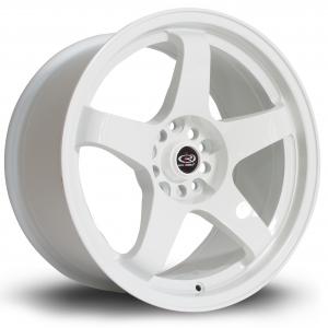Cerchi in lega  Rota  GTR  17''  Width 9.5   5x114  ET 12  CB 73    White