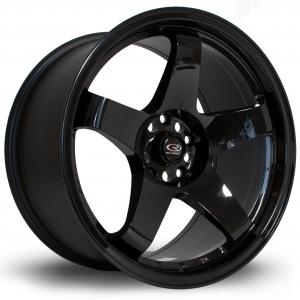 Cerchi in lega  Rota  GTR  18''  Width 9.5   5x114  ET 30  CB 73    Black