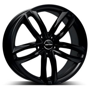 Cerchi in lega  GMP Italia  Atom  21''  Width 9,0   5x112  ET 35  CB 66,5    Glossy Black