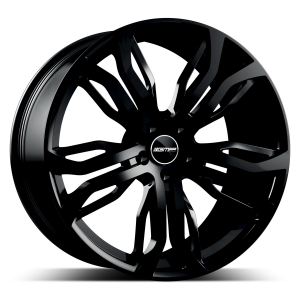 Cerchi in lega  GMP Italia  Dynamik  21''  Width 9,5   5x108  ET 35  CB 63,4    Glossy Black